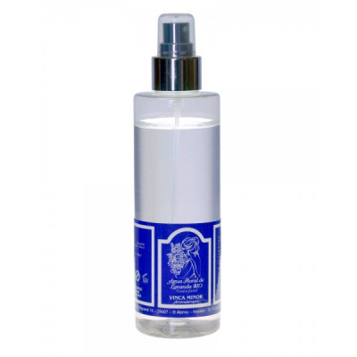 Water of lavender biological