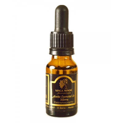 Aceite esencial de Mirra Oleorresina