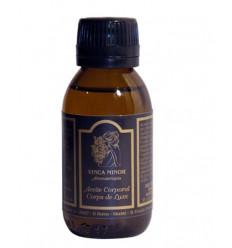 Aceite corporal adelgazante y reafirmante