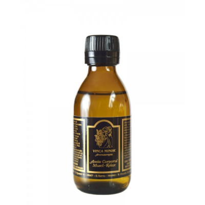 Aceite corporal antiinflamatorio Muscl-Relax