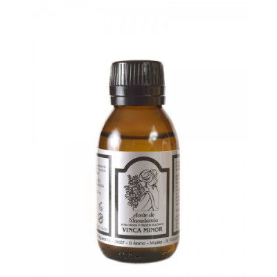 Aceite de Macadamia biológico