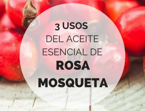 3 usos del aceite de rosa mosqueta en cosmética