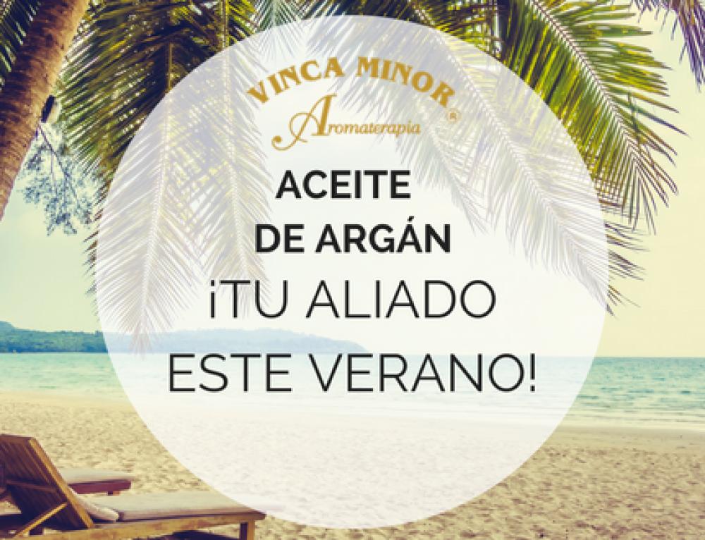 Aceite de Argán: Tu aliado de belleza este verano